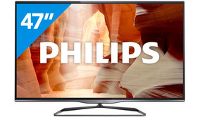 "Philips led tv 47"" / 119cm"