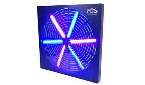 FOS RGB Fan / ventilator